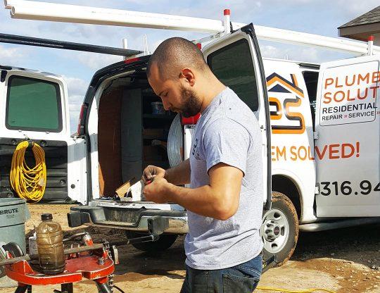 Wichita Plumbing Solutions Kansas Licensed Plumbers